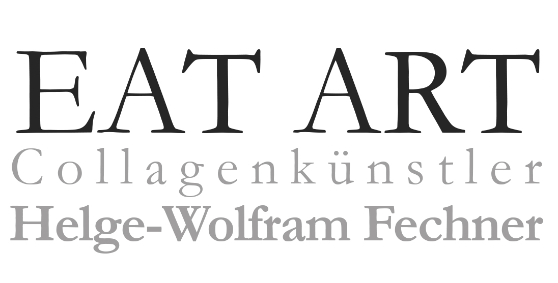 EAT ART Collagen - Helge-Wolfram Fechner